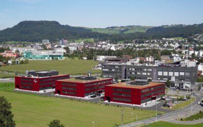 Neubau Büro- und Geschäftshaus Impuls in Baar / Zug