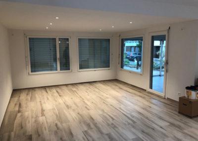Umbau Einfamilienhaus Rotkreuz