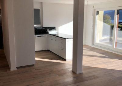 Umbau Wohnung Unterägeri