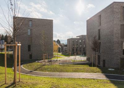 Wohnüberbauung Chrüzacher in Hünenberg
