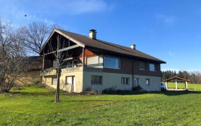 Umbau Einfamilienhaus in Hünenberg See