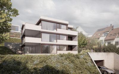 Neubau Mehrfamilienhaus Bleierstrasse in Oberrieden